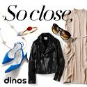 So close, |ディノス オンラインショップ