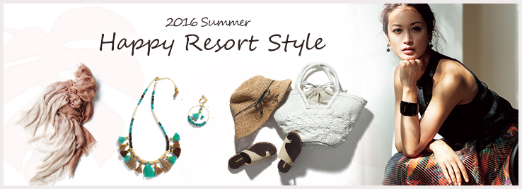 Happy Resort Style