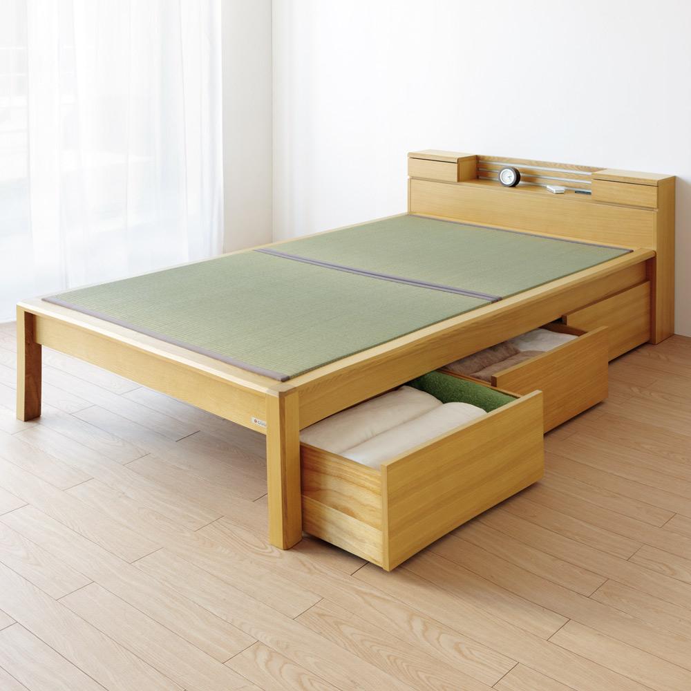 ベッド ベッド 通販 ベッドスタイル : 畳ベッド(ベッド)の検索結果