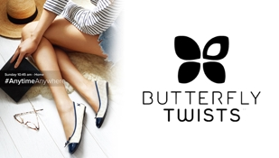 BUTTERFLY TWISTS/�o�^�t���C �c�C�X�g