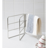 Folding dishcloth stand [Washcloth rack]