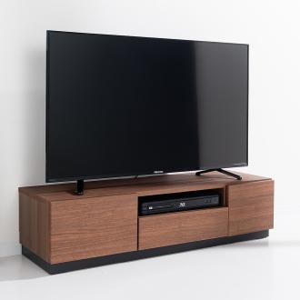 ディノス オンラインショップロースタイル高さ30cm引き出し付きテレビ台シリーズ テレビ台 幅120.5高さ30cmダークブラウン