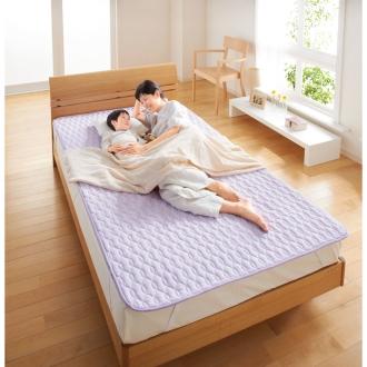 2段ベッド用 (消臭&制菌・防水パッドシーツ)