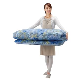 ディノス オンラインショップバーゲン寝具シリーズ 抗菌・防臭・防ダニわた敷布団 シングルロング