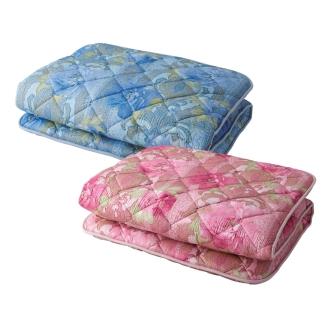 ディノス オンラインショップバーゲン寝具シリーズ 抗菌・防臭・防ダニわた敷布団 シングルロング 2枚組
