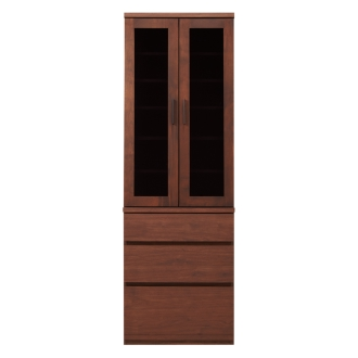 足元オープンキッチンボード 食器棚・幅60cm