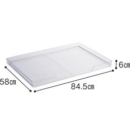 クリアトワレ ラージ ペット用トイレ 中~大型犬用(体重約15kg以下対応)