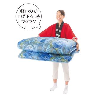 ディノス オンラインショップバーゲン寝具シリーズ 抗菌・防臭・防ダニわた敷布団 シングルロングピンク