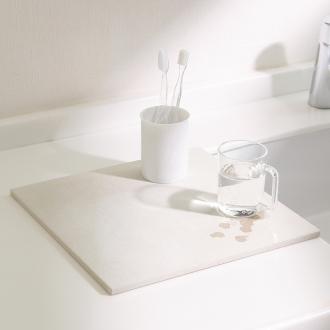 1片(soleau / Soreu吸水率,快乾和除臭30×30厘米墊)
