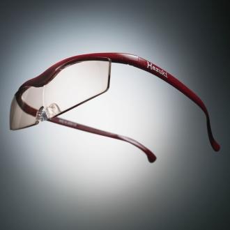 眼鏡型拡大鏡 ハズキルーペコンパクト1.6(ブルーライトカット55%)