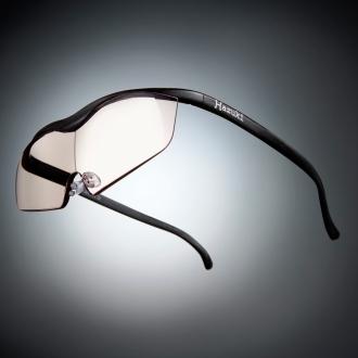 眼鏡型拡大鏡 ハズキルーペラージ1.85(ブルーライトカット55%)