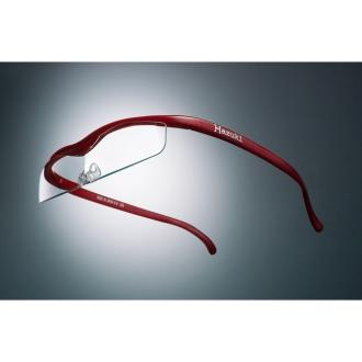 眼鏡型拡大鏡 ハズキルーペクール1.6(ブルーライトカット クリアレンズ)