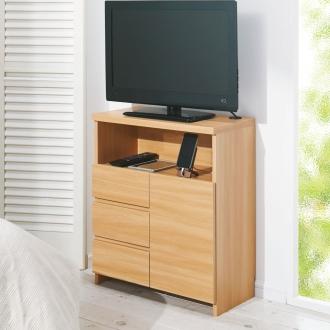 オープン棚付き薄型テレビ台シリーズ 幅60cm