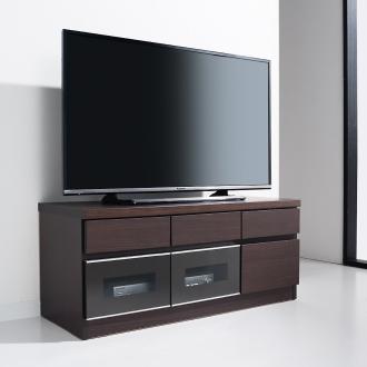 引き出しいっぱいテレビ台 ロータイプ 幅98高さ42cm