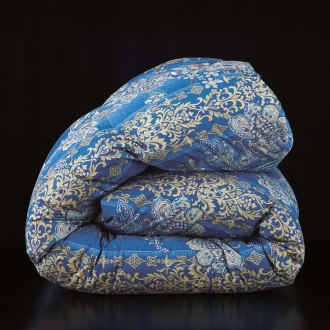 ディノス オンラインショップ柄任せバーゲン寝具シリーズ 羽毛布団 (羽毛増量タイプ) シングルロングピンク