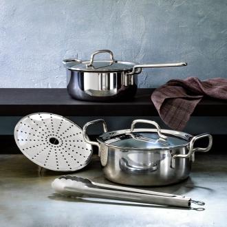 用平底鍋18厘米雙手鍋20厘米地理壺2件套的好處