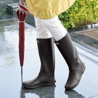 Folding rain boots ' Fit Packa! ""