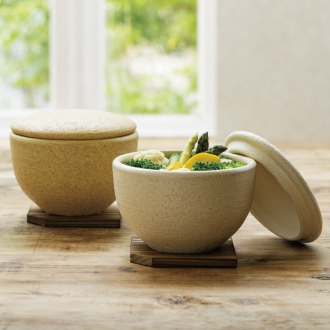 For Ohitsu Tochin 1 Go of Iga Hase Garden pottery