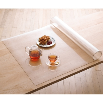 Achilles high-function table mat about 90 × 90cm