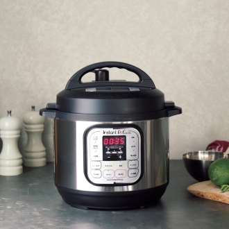 [With benefits] electric pressure cooker instant pot Duomini 2.8L