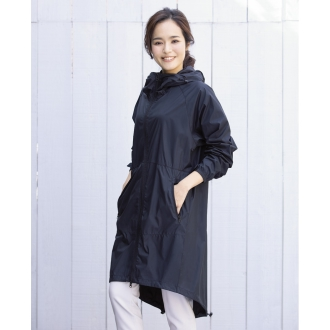 Furotasu water-repellent raincoat