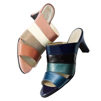 Gradient color Mule