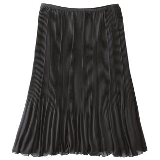 シフォンプリーツスカート ...