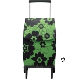 Made in Spain large size  Folding Carry cart  The Flower pattern