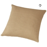 "Made in Spain Fit cover ""queen""  Cushion cover (A pair of the same color)"