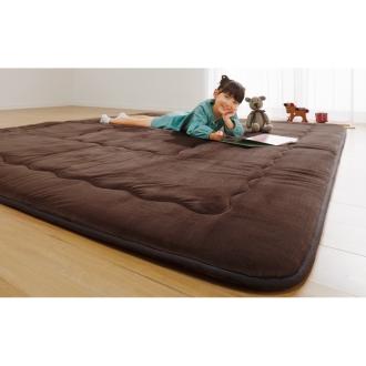長方形 (ホットカーペット・床暖対応 蓄熱こたつ敷き)