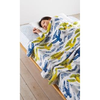 ニューマイヤー毛布・ハーフケット(フィンレイソン「ムート」)