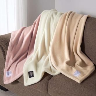プレミアムベビーアルパカ毛布 ハーフケット