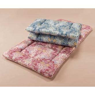 ディノス オンラインショップ京都西川特選寝具 敷布団お得な2色組 シングルロング
