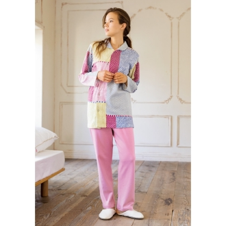 【SOU・SOU】 スムースニットのパジャマ