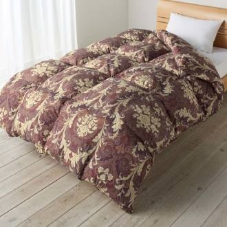 ディノス オンラインショップレギュラータイプ(バーゲン寝具シリーズ 羽毛布団 シングルロング)ブルー