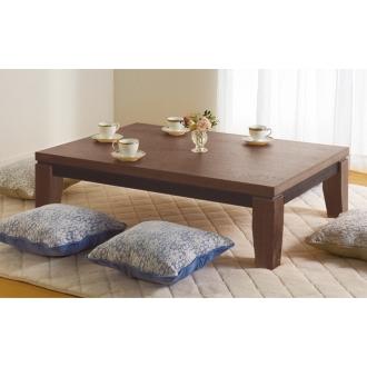ディノス オンラインショップモダンリビング こたつテーブル 80x120cm