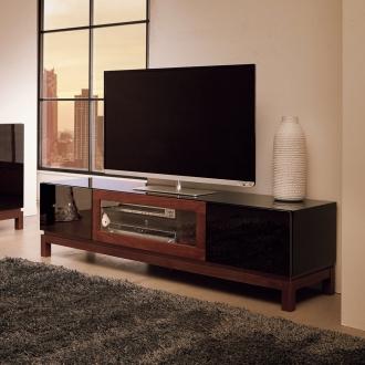 光沢が美しい 北欧風ナチュラルモダン リビング収納シリーズ テレビ台 幅150cm