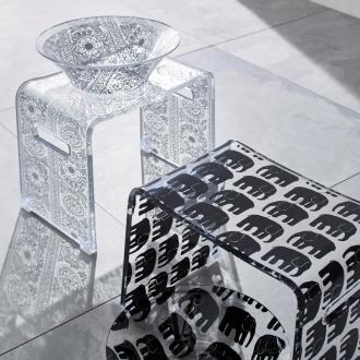 芬利森/芬利森丙烯酸總線椅子,洗碗組