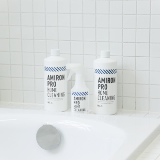 業務用 多目的洗剤「アミロンプロ」 2Lセット(1L×2本)