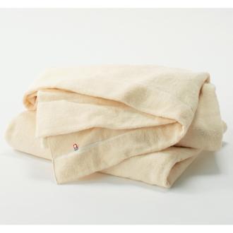 ディノス オンラインショップ今治タオルの寝具シリーズ タオルケット お得なシングル2枚組アイボリー