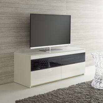 パモウナBW-120 輝く光沢のモダンリビングシリーズ テレビ台 幅120cm