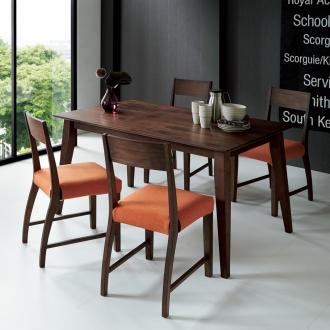 ディノス オンラインショップ北欧スタイルダイニング テーブル 幅140cmナチュラル