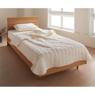 ディノス オンラインショップ掛け敷き枕カバー3点セット (新パシーマ(R) pasima EX お得なセット(シングル))ホワイト