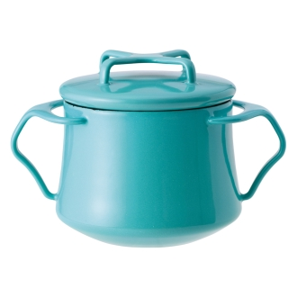 DANSK Koben風格搪瓷鍋迷你科科特直徑9.5厘米