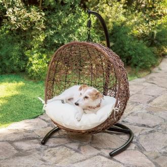 ペット用ハンギングベッド