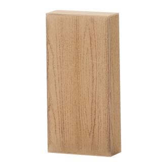 ディノス オンラインショップ人工木枕木 金具なし お得な3本組 高さ40cmナチュラル