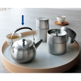 Stainless Teapot  Content 300ml