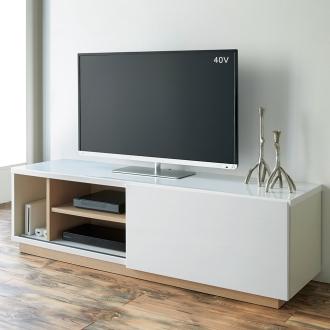 N・Giorno(Nジョルノ) 引き戸テレビ台 幅150.5cm