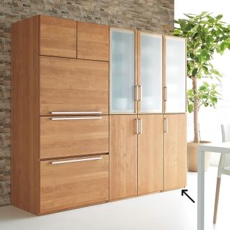 Evance エヴァンス キッチンシリーズ カップボード 右開き 幅40cm