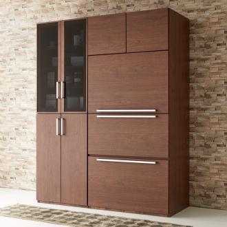 Evance エヴァンス キッチンシリーズ カップボード 幅80cm